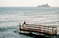 pescatore (yashica 230 af)  - Capo mulini (2602 clic)