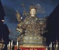 Tutti devoti tutti...citaini evviva Sant'Agata  - Catania (5672 clic)