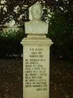 Monument dans le parc de Licata  - Licata (1494 clic)