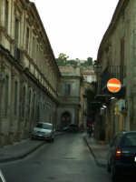 Une rue de Licata  - Licata (1786 clic)