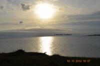 tramonto  - PORTO ULISSE - inserita il 13-Nov-12