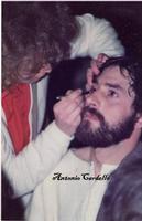 FILIPPO e MOGLIE 04 Aprile 1985 GIOVEDI' SANTO (Foto A.C.Car.)  - San michele di ganzaria (1412 clic)