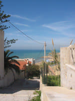discesa alla spiaggia  - Cava d'aliga (4377 clic)