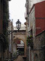 Vicolo del centro storico  - Piazza armerina (2408 clic)