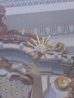 PARTICOLARE ALTARE DEL CRISTO CHE PORTA LA CROCE SULLA VIA DEL CALVARIO ISPICA GIOVANNI SACCHETTA