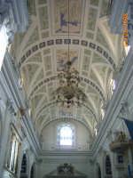 interno chiesa SS. ANNUNZIATA  - Ispica (2879 clic)