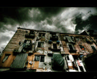 Quartiere popolare di Palermo  PALERMO Gianmarco  Vetrano