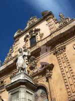 scorcio del Duomo di S. Pietro  - Modica (1625 clic)