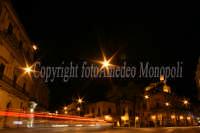 c.so Umberto 1° - Piazza Monumento - torre dell'orologio   - Modica (2054 clic)