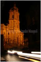 scorcio del Duomo di s.Giorgio MODICA Amedeo Monopoli