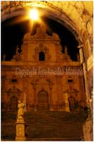 scorcio del Duomo di S.Pietro  MODICA Amedeo Monopoli