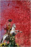 Festa di S.Giorgio - L'uscita del Santo  - Modica (5541 clic)