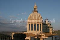 S.Giorgio - vista sulla cupola  - Ragusa (3436 clic)