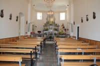 Interno della Chiesa Maria SS di Buonriposo  - Calascibetta (5839 clic)