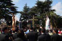 La domenica di Pasqua alle ore 11:00 (U 'ncuntru)  - Calascibetta (4918 clic)