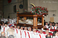 Venerdi Santo - processione del Cristo Morto  - Calascibetta (6600 clic)