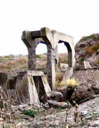 Miniera Passarello - Architettura industriale post-moderna  - Campobello di licata (9104 clic)