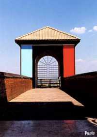 Parco della Divina Commedia - IL PONTE   - Campobello di licata (3443 clic)