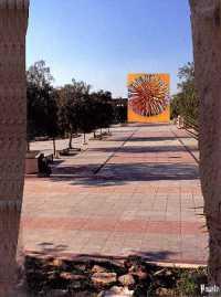 Piazza Martiri di Modena (Elaborazione al pc)  - Campobello di licata (4322 clic)