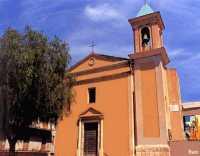 Chiesa di Gesù e Maria - (Leggermente elaborata al PC)  - Campobello di licata (6438 clic)