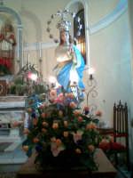 Processione dell'Immacolata concezione 8 dicembre 2008  - San carlo di chiusa sclafani (1717 clic)
