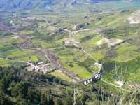 panoramica  scattata dal monte agristia  - San carlo di chiusa sclafani (6961 clic)