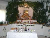 Festa San Giuseppe 2010 (Altare famiglia Raccuglia)  - San carlo di chiusa sclafani (5336 clic)