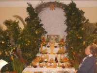 Festa San Giuseppe 2010 (Altare realizzato dei ragazzi della scuola elementare)  - San carlo di chiusa sclafani (5037 clic)