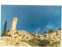 I RUDERI DEL CASTELLO SARACENO  - San carlo di chiusa sclafani (1810 clic)