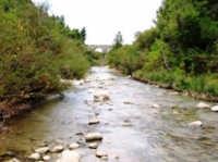 san carlo provincia di palermo frazione di chiusa sclafani  (fiume sosio)          SAN CARLO