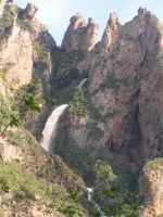 san carlo provincia di palermo frazione di chiusa sclafani (cascata fiume sosio)  SAN CARLO DI CHIU