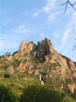 san carlo provincia di palermo frazione di chiusa sclafani (cascata)  SAN CARLO DI CHIUSA SCLAFANI