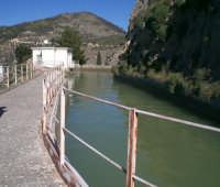 vasca centrale idroelettrica di San Carlo.  - San carlo di chiusa sclafani (5583 clic)