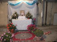 San Carlo 6 giugno 2010 Altare dedicato al SS.SACRAMENTO  - Chiusa sclafani (3740 clic)