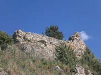 I ruderi della chiesa saracena  - San carlo di chiusa sclafani (5819 clic)