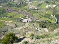 la centrale Enel San Carlo vista dal  alto  - San carlo di chiusa sclafani (7401 clic)