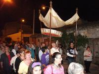 San Carlo 6 giugno 2010 Processione del Corpus Domini  - Chiusa sclafani (3716 clic)