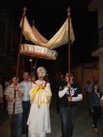 San Carlo 6 giugno 2010 PROCESSIONE DEL CORPUS DOMINI  - Chiusa sclafani (3942 clic)