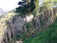 i ruderi della città saracena  - San carlo di chiusa sclafani (5813 clic)