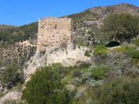 i ruderi della citta saracena  - San carlo di chiusa sclafani (6831 clic)