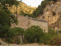 San Carlo vecchia centrale Enel  - San carlo di chiusa sclafani (1896 clic)