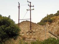 San Carlo vecchia centrale Enel  - San carlo di chiusa sclafani (1994 clic)