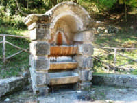 Fontana del Re... Fontana del Re... immersa nel verde del bosco di Ficuzza...  - Ficuzza (3846 clic)
