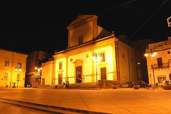 Chiesa Madre di Ribera. . .  - RIBERA - inserita il 28-Mar-12