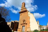 Ruderi di Poggioreale... Chiesa Madre...  (4781 clic)