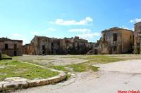 Ruderi di Poggioreale... Piazza Elimo...  (5935 clic)