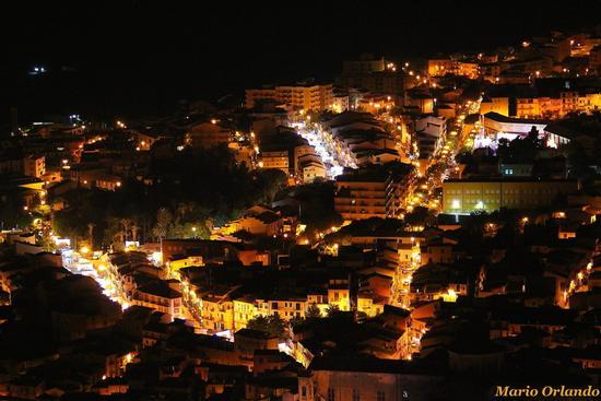 Corleone di notte . . .  - CORLEONE - inserita il 04-Mar-13