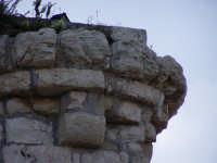 Particolare Torre Cabrera  - Pozzallo (3200 clic)