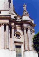 Particolare prospetto della chiesa di San Giovanni Evangelista  - Modica (2765 clic)
