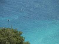 tratto di mare dell'Addaura dal Monte Pellegrino  - Palermo (3463 clic)